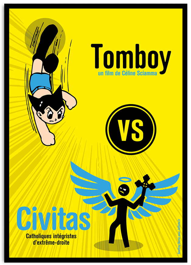 Tomboy vs CIVITAS